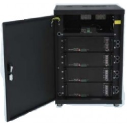 B-BOX 10.24kWh unit - includes 1x Cabinet + 4x Batteries