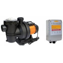 Solar Pool Pump (250W)
