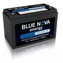 BlueNova Lithium Iron Phosphate (13V - 108AH - 1.4Wh)