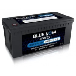 BlueNova Lithium Iron Phosphate (13V - 218AH - 2.8Wh)